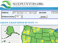 sleep-center-location-map