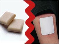 nictoine-gum-patch