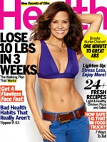 Health Magazine January, 2013