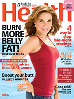 Health Magazine October, 2008