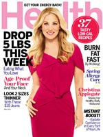 Health Magazine April, 2012