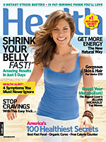 Health Magazine November, 2009