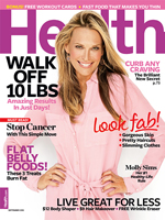 Health Magazine September, 2010