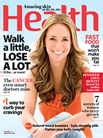 Health Magazine September, 2008