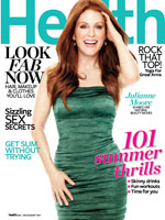 Health Magazine July, 2011