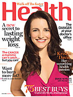 Health Magazine June, 2008