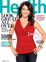 Health Magazine March, 2011