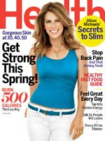 Health Magazine March, 2012