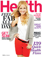 Health Magazine October, 2011