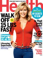 Health Magazine September, 2012