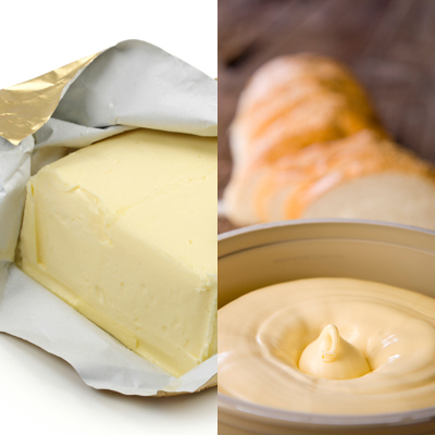 butter-margarine-spread
