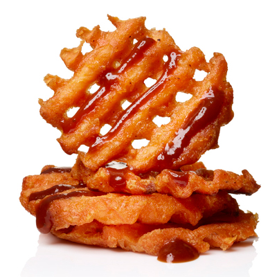 BBQ-Style Sweet 'Tater Fries - 8 Sweet and Salty Snacks Under 80 ...