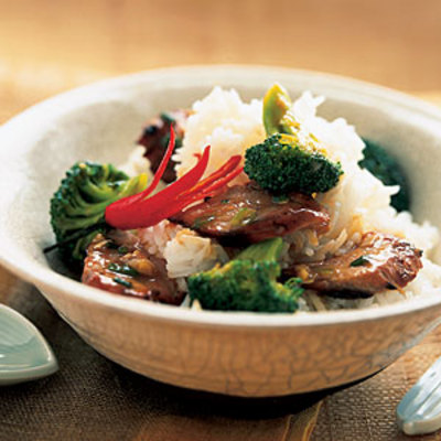 barbecue-pork-broccoli-recipe