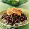 bean-rice-plantine
