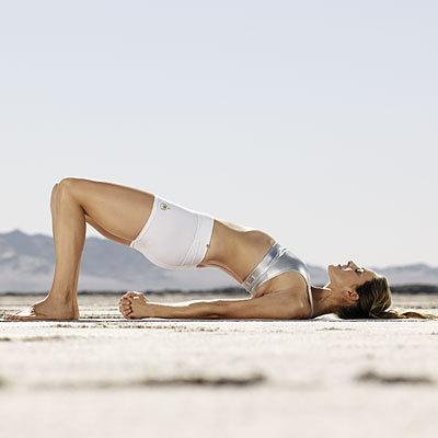 bridge pose 400x400 Move of the Week: Bridge Pose