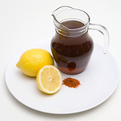 Juice and cayenne pepper cleanse lemon cayenne honey detox http www