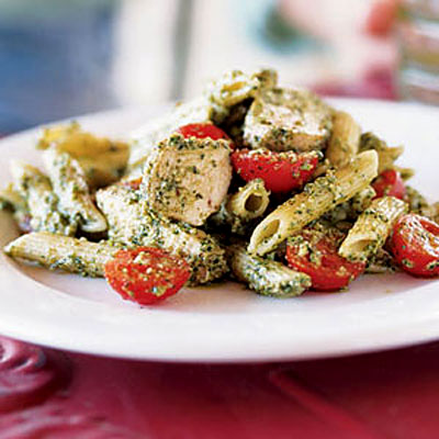 chicken-pesto