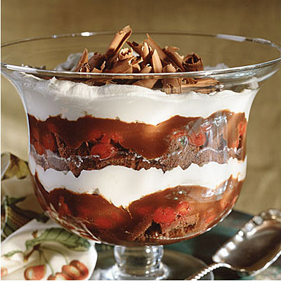 Black Forest Trifle - Diabetes-Friendly Desserts - Health Mobile