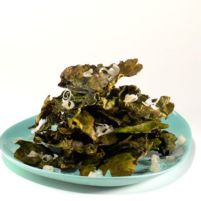 Crispy and Healthy Kale Chips
