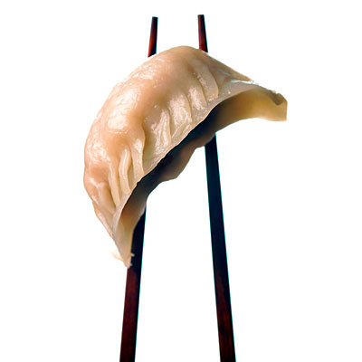 dumpling-chop-sticks