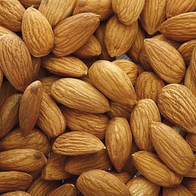 fiber-almonds-snack