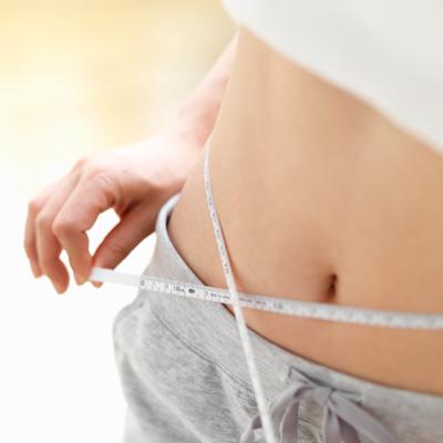 flat-belly-measure