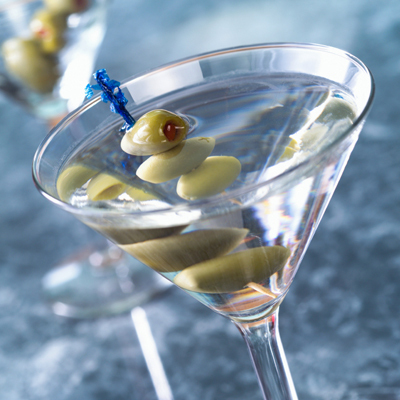 alcohol-martini