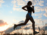 get intense runing 200x150 My First Marathon: 12 Tips for Running Farther