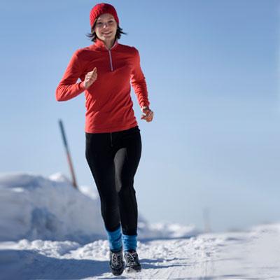 perte de poids dans la saison d'hiver