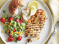 grilled-chicken-summer-succotash