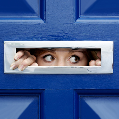 eyes-mail-slot