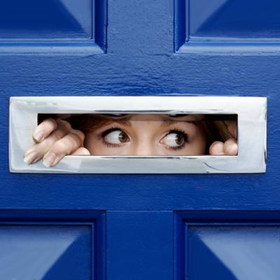 eyes-mail-slot