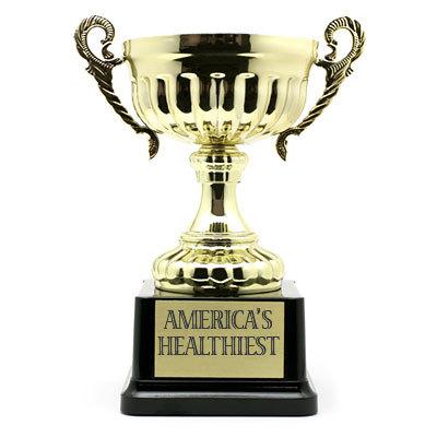 americas-healthiest-trophy