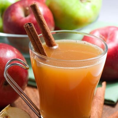 Spiced Apple Cider - Healthy Apple Recipes - Health.com