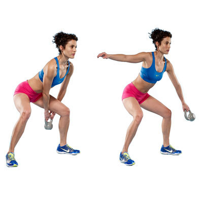 kbells figure eights 400x400 Move of the Week: Kettlebell Figure Eights