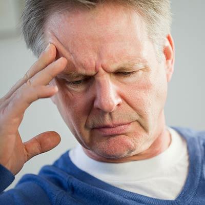 numbness facial Nausea and