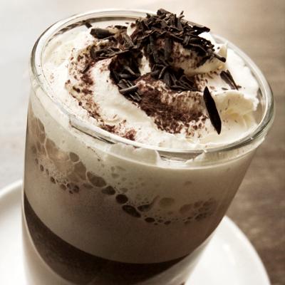 mocha-chocolate
