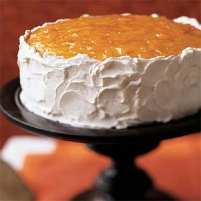 Orange marmalade layer cake - Holiday Cake - Homemade Cake Recipes ...