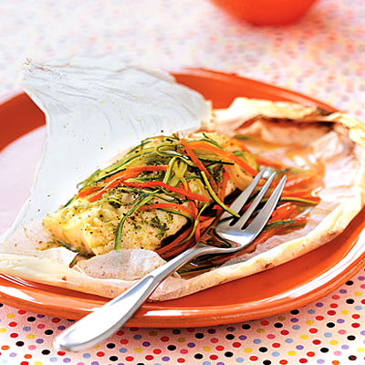halibut in parchment paper Dijon mustard halibut in parchment paper this tangy halibut dish is a fast-and-easy meal that will provide you with a hearty dose of protein if you're on a lower.