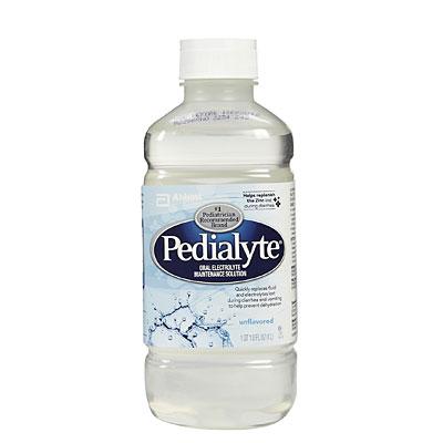 pedialyte for flu