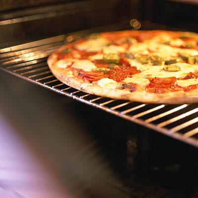 Pizza rek oven