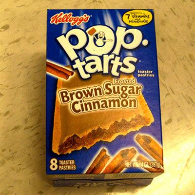 Kellogg's Pop-Tarts Brown Sugar Cinnamon - 25 Fattening Foods You ...