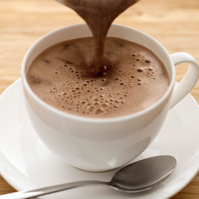 Raw Cocoa Powder Hot Chocolate