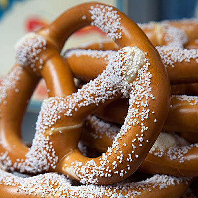 large-pretzel
