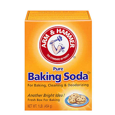 pure baking soda 400x400 4 Ways Baking Soda Can Make You More Beautiful