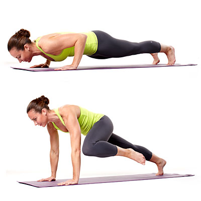 push-up-knee-tap