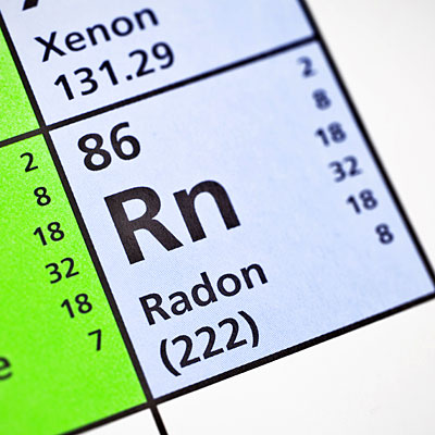 Check for radon copd and lung disease protecting your for How to get rid of radon gas in your home