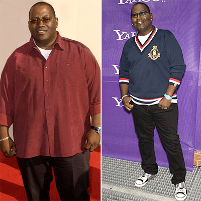Randy Jackson Before Weight Loss