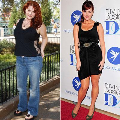 люди похудевшие на правильном питании