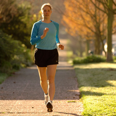Running - How to Burn Calories at Home - Health.com